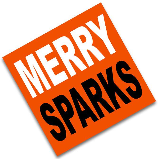 Merry Sparks brand logo