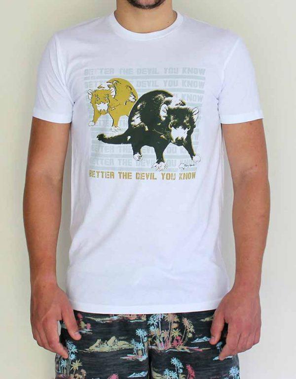 Guys Tasmanian Devil T-shirt