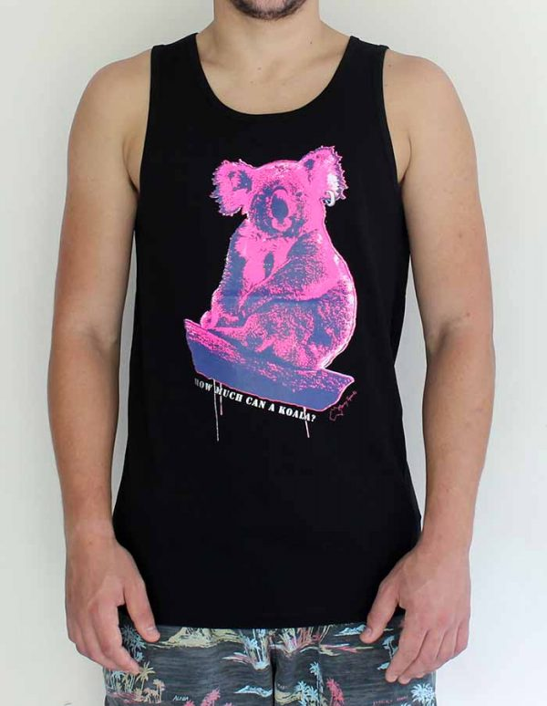 guys koala tank by Merry Sparks