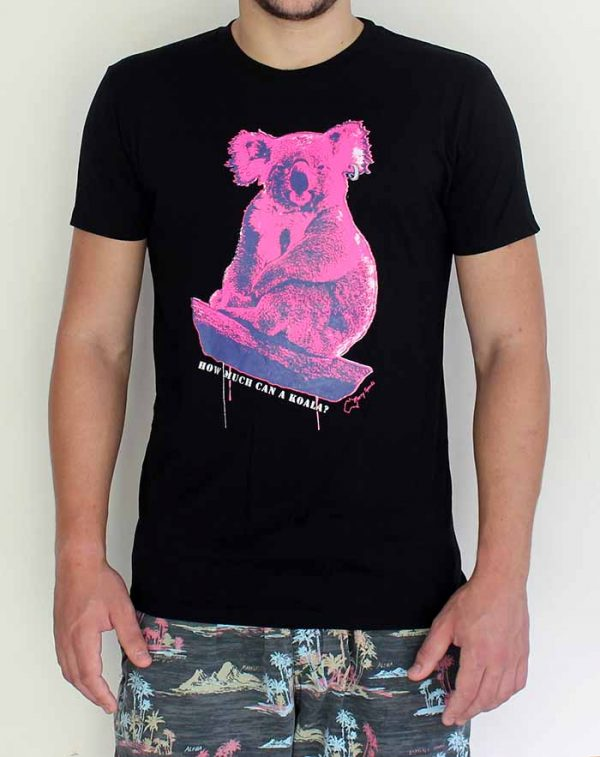 guys Koala T-shirt by Merry Sparks