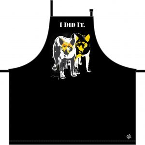 THE DINGO DID IT Apron