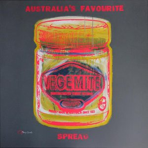 Australias Favourite Spread 2 popart by Merry Sparks