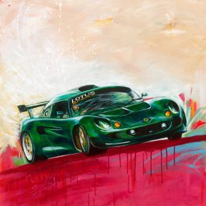 Lotus Exige Ascent | Print