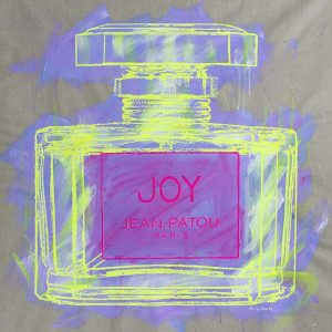 Joy 11 popart by Merry Sparks