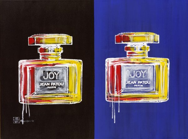 Joy 2 popart by Merry Sparks