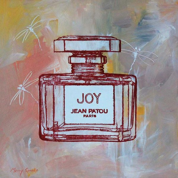 Joy 9 popart by Merry Sparks