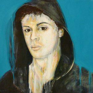 Sorrow portrait by Merry Sparks